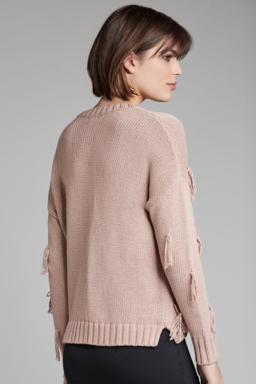 Emerge Tassel Detail Jumper