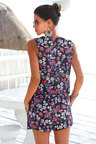 Urban Floral Playsuit