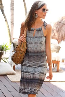 Urban Printed Dress