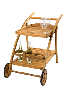 Watson Outdoor Bar Cart