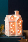 Ceramic Light Up House