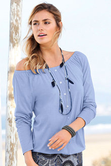 Urban Off Shoulder Top