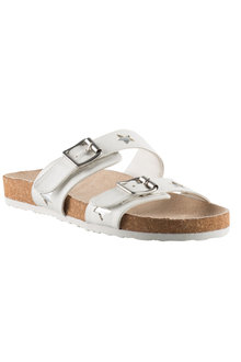 Billie Sandal Flat