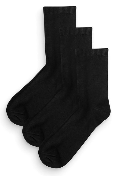 Next Ankle Socks Three Pack
