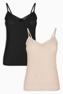 Next Cami Two Pack - 179828
