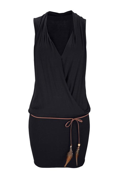 Urban Cross Front Dress