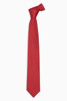 Next Spot Silk Tie