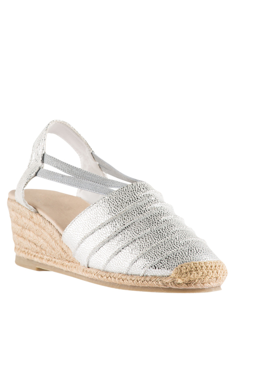 Wide Fit Leona Espadrille