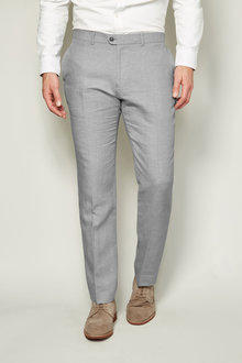 Next Irish Linen Cotton Trousers