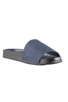 Capture Wide Fit Bianca Sandal Flat