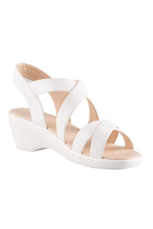 Capture Wide Fit Wallace Sandal Heel