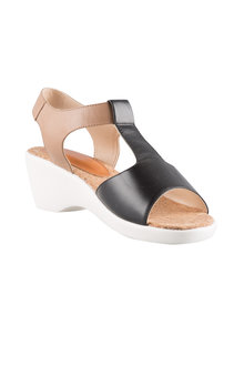 Capture Wide Fit Cynthia Wedge Sandal - 180537