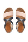 Capture Wide Fit Janine Sandal Heel