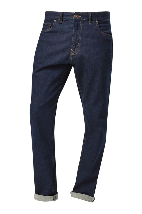 Next Jeans With Stretch - Tapered Fit