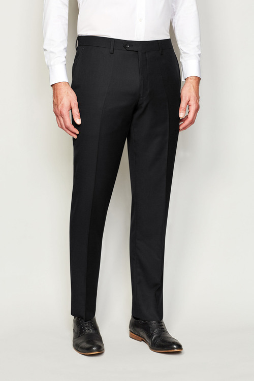 Next Signature Italian Wool Suit: Tailored Fit Trousers