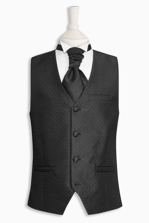 Next Wedding Waistcoat (12mths-16yrs)