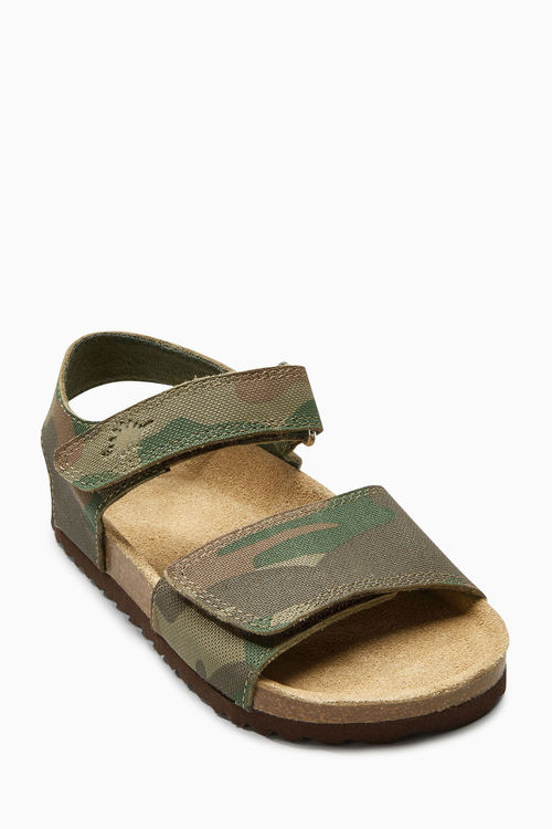 Next Corkbed Sandals (Younger Boys)