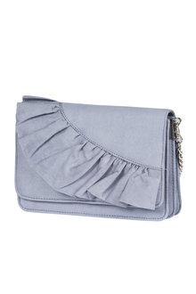 Next Ruffle Clutch Bag