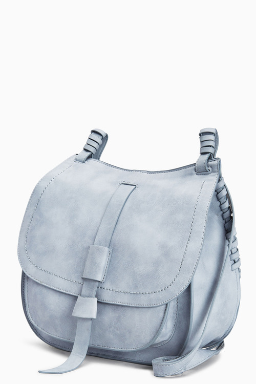 Next Casual Saddle Bag