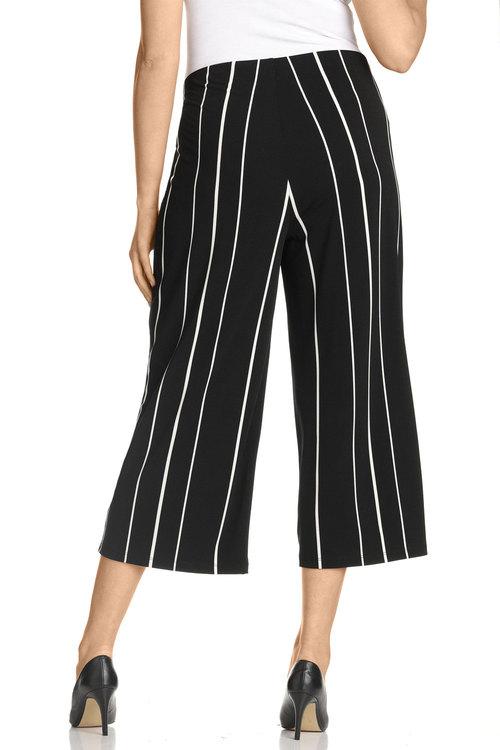 Plus Size - Sara Dry Knit Culotte