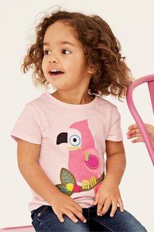 Next Parrot T-Shirt (3mths-6yrs)