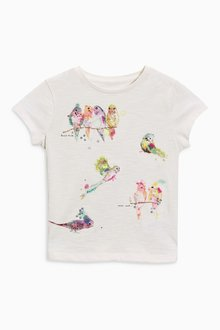 Next Bird T-Shirt (3mths-6yrs)