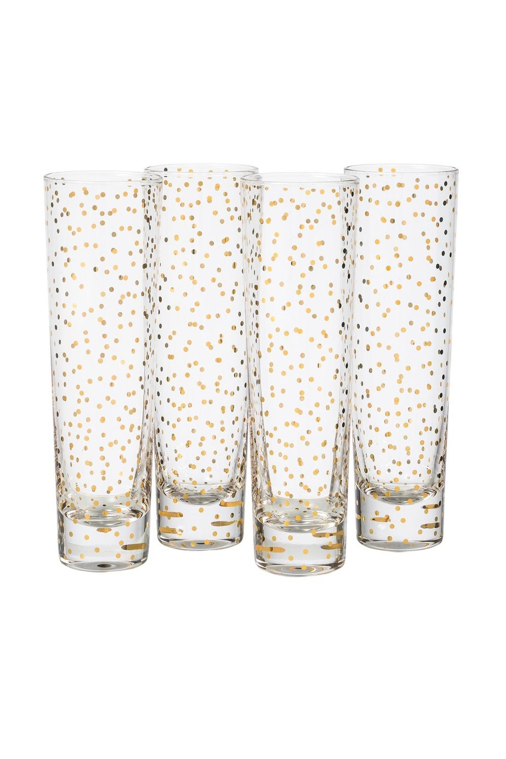 d49bc35407c Faraway Land Confetti Stemless Flutes Set of 4 Online   Shop EziBuy Home