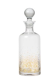 Faraway Land Confetti Decanter
