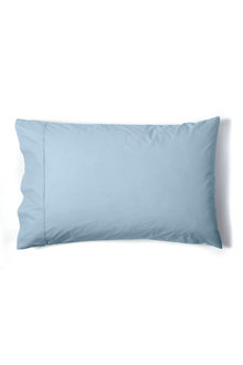 250 Thread Count Pure Cotton Pillowcase Pair - 181446