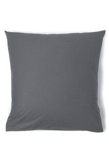 250 Thread Count Pure Cotton European Pillowcase Pair - 181447