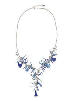 Lariat Tassel Necklace
