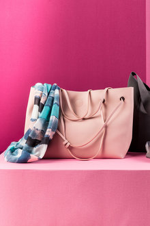 Margot Accessories Handbag and Scarf Set