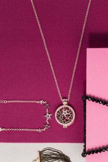 Margot Accessories Stargazer Necklace and Bracelet Set