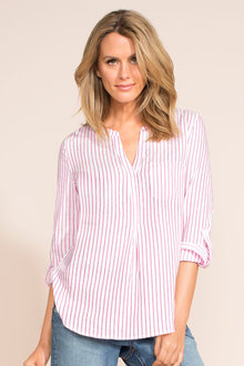 Capture Cotton Voile Shirt