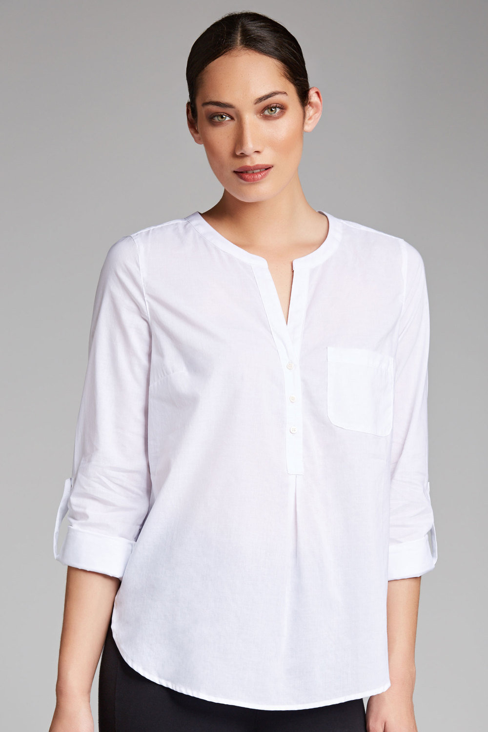 5a49d6841 Capture Cotton Voile Shirt Online | Shop EziBuy