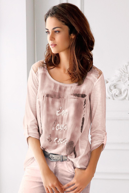 ea83de31e0b40a Heine Sequin Detail Top Online   Shop EziBuy