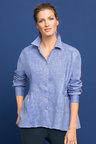 Capture Linen Peplum Shirt