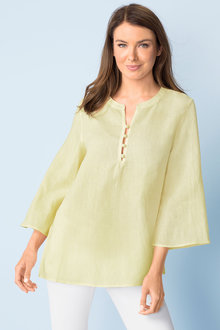 Capture Linen Shirt - 182242