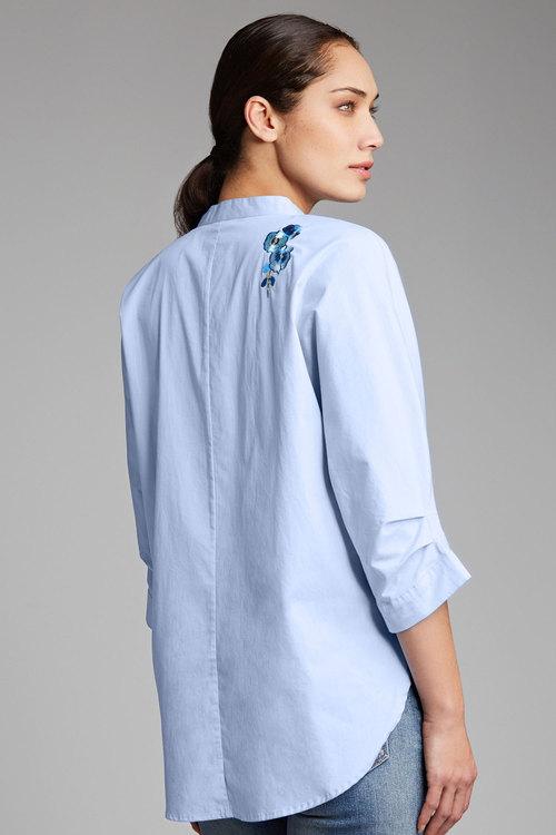 Emerge Embroidered Shirt