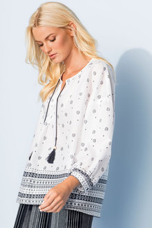 Emerge Boho Shirt - 182247