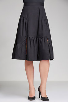 Capture Ruffle Skirt