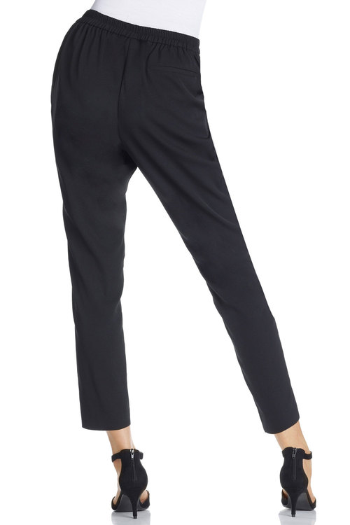 Capture Pleat Front Pull On Pant