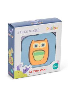 Le Toy Van Petilou Owly Wood Puzzle