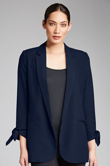 Capture Cuff Detail Blazer