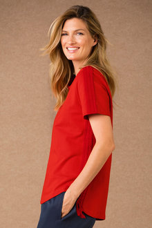 Grace Hill Trim Top