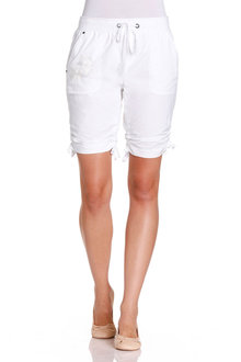 Capture Embroidered Cargo Short - 182359