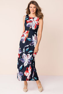 Capture Tie Maxi Dress