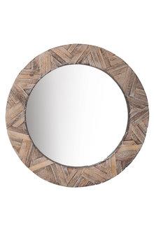 Davies Round Mirror