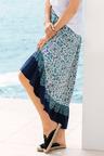 Emerge High Low Ruffle Skirt
