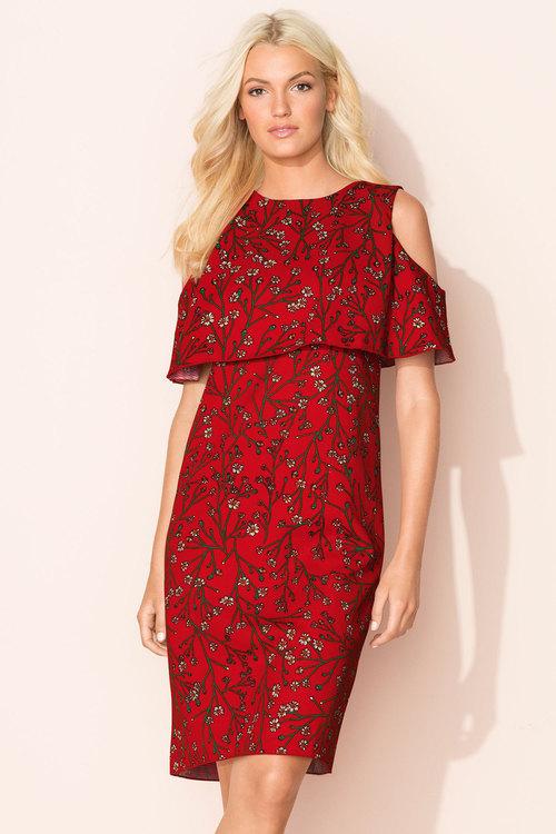 Emerge Flutter Dress